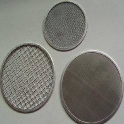 Filtro de acero inoxidable de calidad superior/pantalla de malla Malla (XS-105)