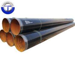 ASTM A252 파일 LSASS 용접 탄소강 파이프 Jcoe API5l 3PE