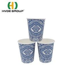 La cuvette de papier personnalisé boisson chaude tasse de café Starbucks tasses