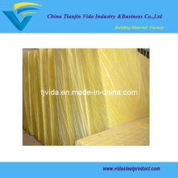 El aislamiento térmico de lana de vidrio centrífugo de la Junta y la junta de lana de vidrio