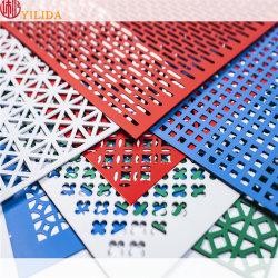 Настраиваемые сетка из нержавеющей стали перфорированной металлической пластины для украшения