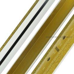 Barre en T de couleur dorée/grilles en T/T de plafond/T de plafond