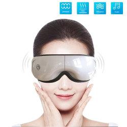 مخصص ذكي الاهتزاز عين ماسager العيون الرعاية الجهاز ساخن ضغط النظارات جهاز تدليك لحماية الموسيقى المحمول والعيون قابل للطي