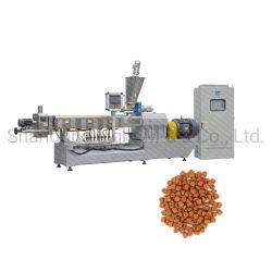 machine à granulés de farine de poisson flottant