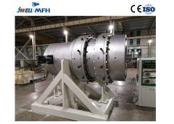 Высокая автоматизация Jwell PE HDPE PP трубы экструзии станочная линия