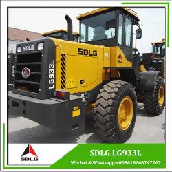 Sdlg 3tの車輪のローダーLG933L安い中国のローダー中国製