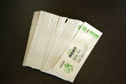 El alcohol Swabstick bolsas de embalaje de productos médicos de impresión personalizado
