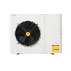 Aire a Agua monobloque de baja temperatura ambiente de la bomba de calor Evi
