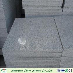 建築材料の灰色の花こう岩G603の平板かタイルまたは階段ステップまたはカウンタートップまたはフロアーリングまたは壁のタイル