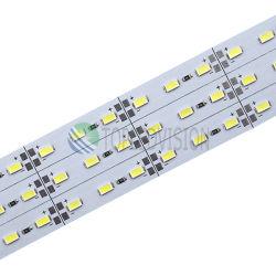 5630/5730 إضاءة عالية 60LED 72 LED ضوء LED شريط ضوء صلب