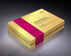 رخيصة بالجملة عالة علامة تجاريّة ورقة [جفت بوإكس], طباعة جديدة تصميم رف كتاب أسلوب مستحضر تجميل صندوق