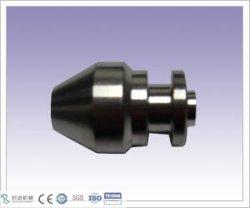 스테인리스를 기계로 가공하는 CNC 벨브 부속을%s 9/16의 오토클레이브 콘