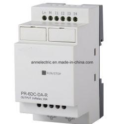 PR-6DC-Da-R ohne programmierbare LCD-Logiksteuerung, Smart Relay, Mikro-SPS-Steuerung, CE RoHS