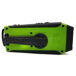 Radio avec de gros rechargeable portable FM/AM 2 lampe torche lampe de lecture de bande