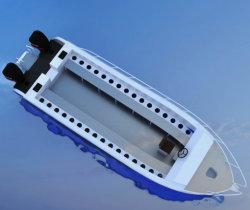 De Vissersboot van het Aluminium 12persons van China 30feet 9m/de Boot van de Motor/Redding/Patrouille/het Duiken de Boten van de Boot/van de Passagier