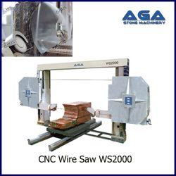 Pietra di CNC/tagliatrice di marmo/del granito per la segatrice del collegare (WS2000)