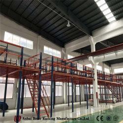La Chine Metal Heavy Duty réglable Q235 Mezzanine industriel utilisé