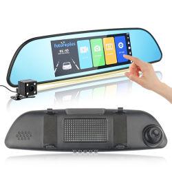 """1080P de FHD 7"""" coche DVR Grabador de vídeo de conducción"""