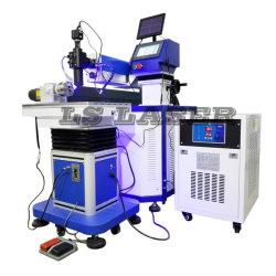 Carta de metal do dispositivo de soldadura a laser para LED 3D letras