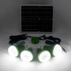 2019 indicatori luminosi globali chiari ricaricabili solari solari di alba del sistema 30W 11V 5200mAh di vendita calda