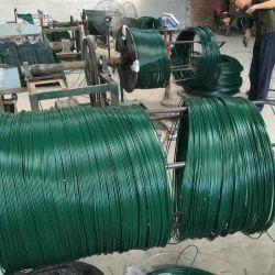 China Proveedor de 3mm cable de acero recubierto de PVC de alta calidad alambre de hierro /