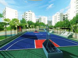 学校および大学スポーツの床をかみ合わせる運動場によって使用される中断アセンブリPP