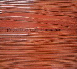 Деревянные зерна силикат кальция композитный заняли сторону панели управления