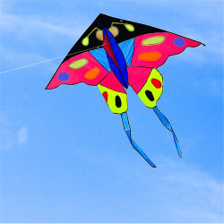 Les enfants Cartoon Butterfly Kite Animal cadeau promotionnel enfants artisanat Jouets