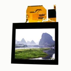 """Haute luminosité écran tactile LCD TFT 3,5"""" pour l'extérieur écran lisible Sun-Light"""