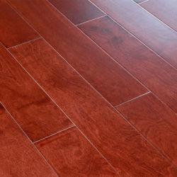 Teck 910X125X15mm del pavimento di legno solido con superficie piana Ly04