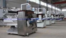 Automatische Kissen-Beutel-Verpackungsmaschine für Bäckerei-Produkte wie Brot backt Biskuite zusammen