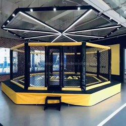 Professionele Kooi MMA/Vechtend Comité Cage/Cage met Aangepast Embleem