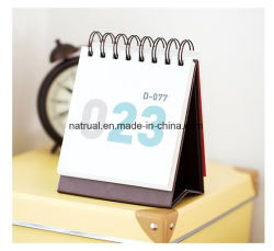 Calendario de escritorio personalizado Diseño creativo