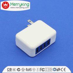 5V 4,8A USB-Ladegerät Smart 4 Anschlüsse Charing Station USB Adapter
