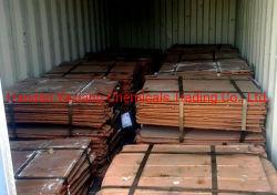 工場価格の銅の陰極の版シートか銅のインゴット銅の陰極のCu 99.99%