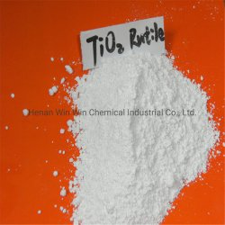 Rutilo del diossido di titanio TiO2 del grado della pittura