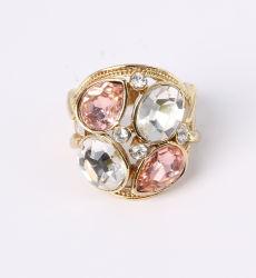 أزياء متعددة الألوان مجوهرات خاتم السعر المباشر مصنع بالجملة