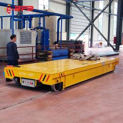 종이 제작 산업용 배터리로 작동하는 동력 전달 트롤리(KPX-80T)