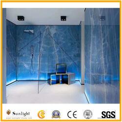 الصين طبيعيّ يصقل رف عقيق زرقاء لأنّ [إينتريور دكرأيشن] أرضية/جدار