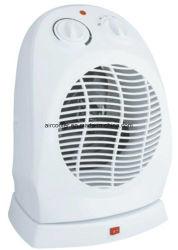 2000W ventilateur électrique chauffage avec le support oscillant
