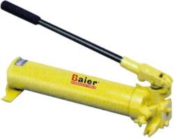Bomba hidráulica manual/bomba de mano de Gato/Manuales de aceite hidráulico de alto rendimiento