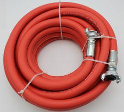 """WP 20棒ID 3/4の""""道路工事のための赤いゴム製エア・ホースアセンブリジャックのハンマーのホース"""