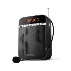 Shidu Marke 10W gab beweglichen Lautsprecher-Unterstützungs-USB ZusatzMP3 aus