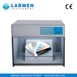 Caixa de visualização de cor/Luz de visualização a cores com 6 fontes de luz
