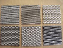En acier inoxydable Wire Mesh décoratifs architecturaux
