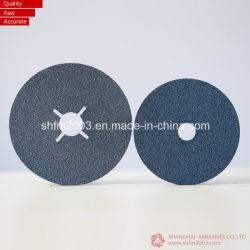 """7"""", P60 Disque dur de l'oxyde d'aluminium fibre pour acier inoxydable"""