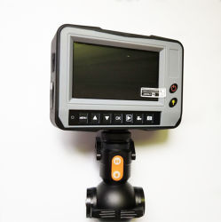 Ordinateur de poche de haute qualité de l'inspection Videoscope caméra avec lentille de caméra de 2,0 mm, 1,2 m de longueur de câble d'essai, l'articulation, 4 contacts