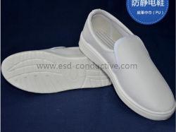 De antistatische Cleanroom Spu/PVC/PU van het Leer Hogere Enige ESD Schoenen van de Veiligheid