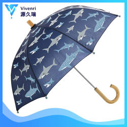 disegno su ordinazione di modo dell'angolo rotondo di sicurezza il nuovo scherza l'ombrello Rocket