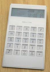 Calcolatore con il calendario